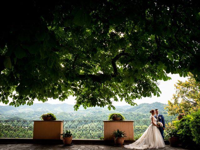 Il matrimonio di Stefano e Antonella a Cocconato, Asti 69