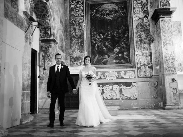 Il matrimonio di Luca e Valentina a Marsala, Trapani 2