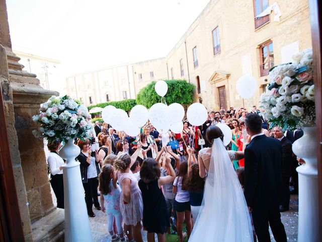 Il matrimonio di Luca e Valentina a Marsala, Trapani 15
