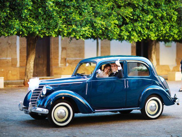 Il matrimonio di Luca e Valentina a Marsala, Trapani 16
