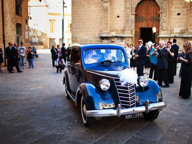 Il matrimonio di Luca e Valentina a Marsala, Trapani 17