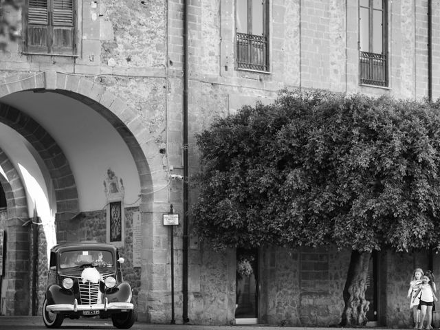 Il matrimonio di Luca e Valentina a Marsala, Trapani 1