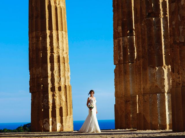 Il matrimonio di Luca e Valentina a Marsala, Trapani 19