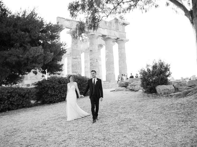 Il matrimonio di Luca e Valentina a Marsala, Trapani 3
