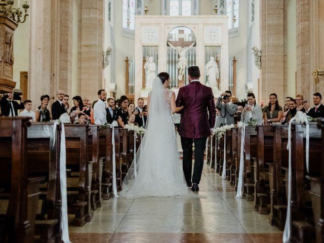 Il matrimonio di Daniel e Anna a Caldiero, Verona 18