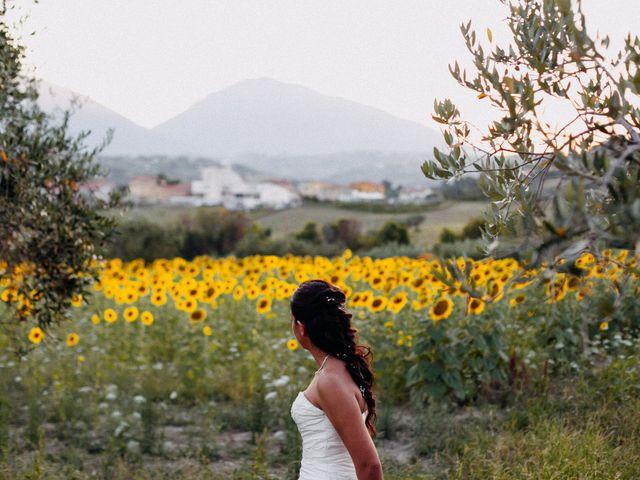 Il matrimonio di Francesco e Lucia a Teramo, Teramo 24