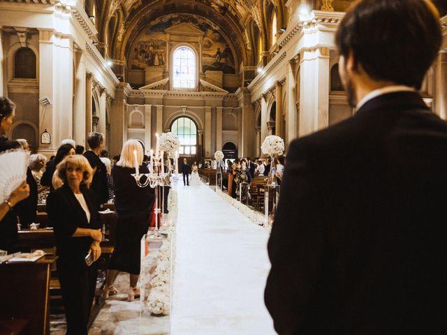 Il matrimonio di Valerio e Melania a Roma, Roma 6
