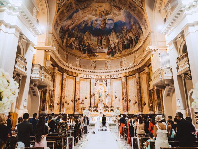 Il matrimonio di Valerio e Melania a Roma, Roma 7