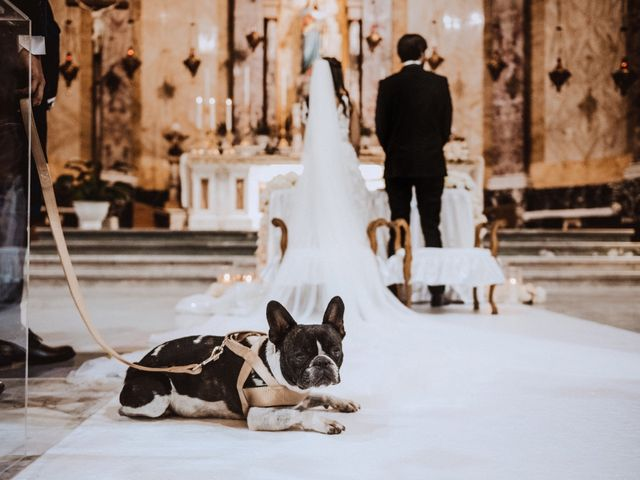 Il matrimonio di Valerio e Melania a Roma, Roma 8