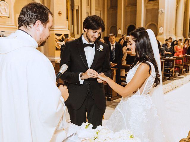Il matrimonio di Valerio e Melania a Roma, Roma 9