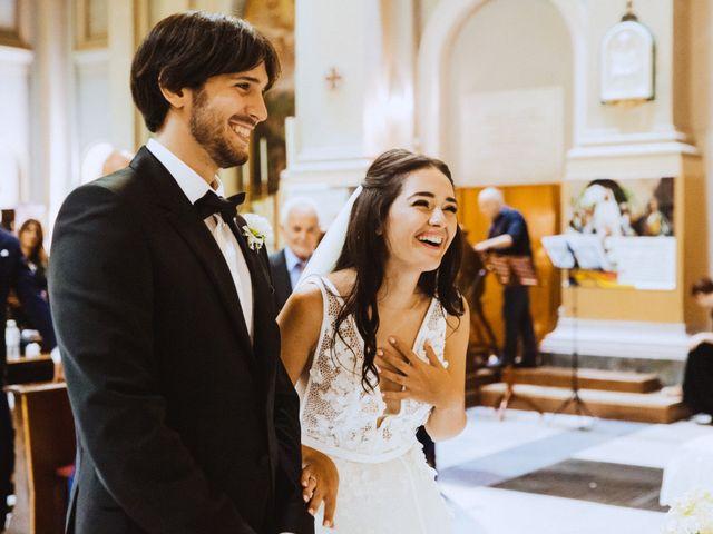 Il matrimonio di Valerio e Melania a Roma, Roma 10