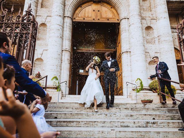 Il matrimonio di Valerio e Melania a Roma, Roma 11