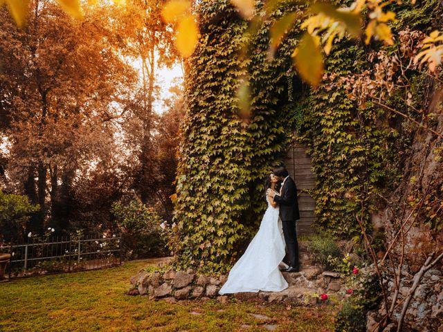Il matrimonio di Valerio e Melania a Roma, Roma 18