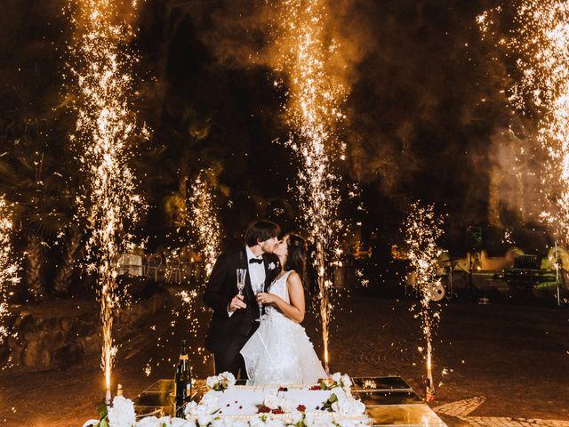 Il matrimonio di Valerio e Melania a Roma, Roma 23
