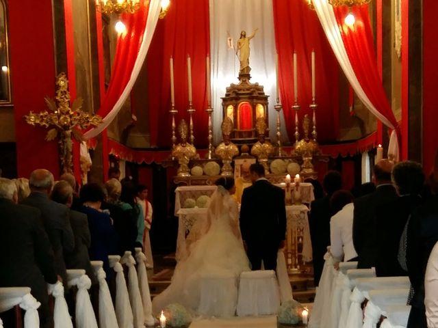 Il matrimonio di Rebecca e Simone a Corzano, Brescia 2