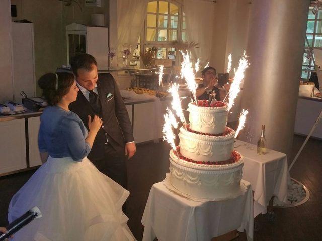 Il matrimonio di Rebecca e Simone a Corzano, Brescia 1