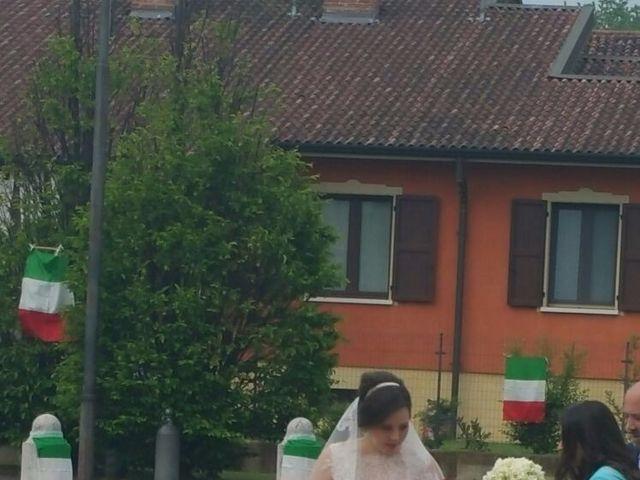 Il matrimonio di Rebecca e Simone a Corzano, Brescia 4