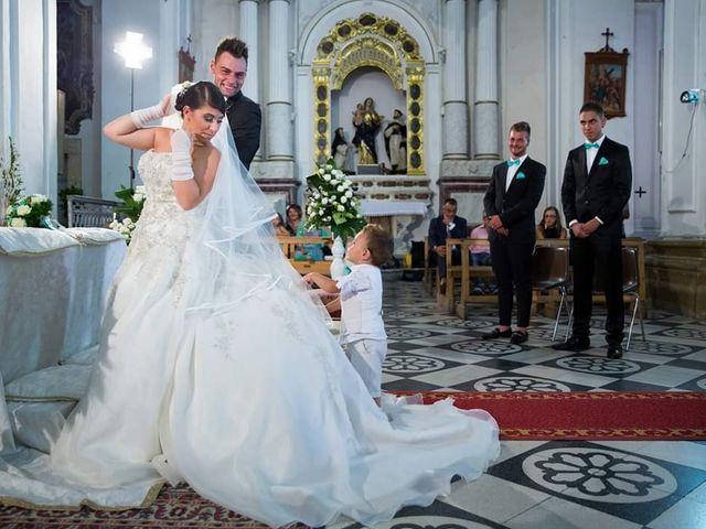 Il matrimonio di Giuseppe e Maria Carmela a Leonforte, Enna 4