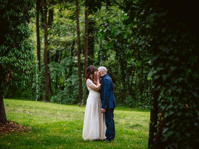 Le nozze di Cristina e Umberto