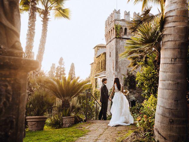Il matrimonio di Valerio e Melania a Roma, Roma 14