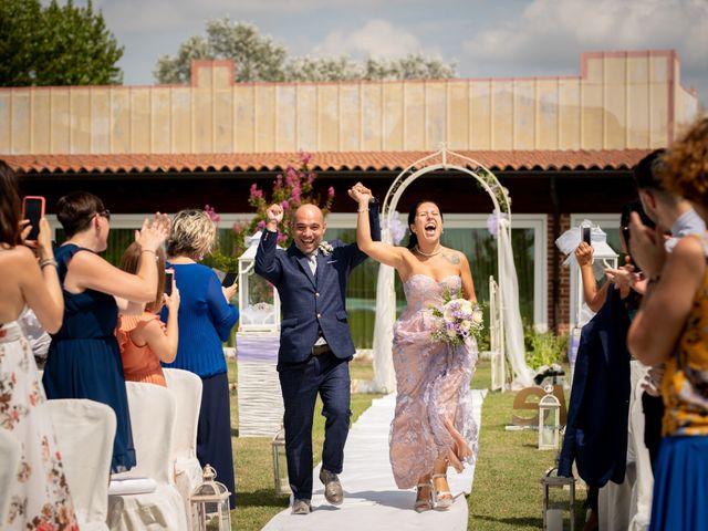 Il matrimonio di Roberto e Daiana a Vercelli, Vercelli 22