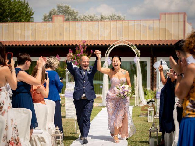 Il matrimonio di Roberto e Daiana a Vercelli, Vercelli 23