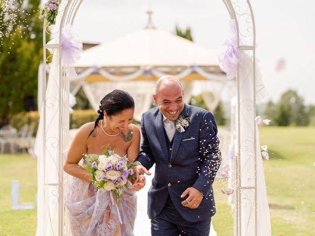 Il matrimonio di Roberto e Daiana a Vercelli, Vercelli 27