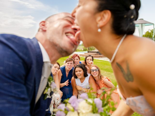 Il matrimonio di Roberto e Daiana a Vercelli, Vercelli 30
