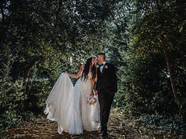 Le nozze di Serena e Davide