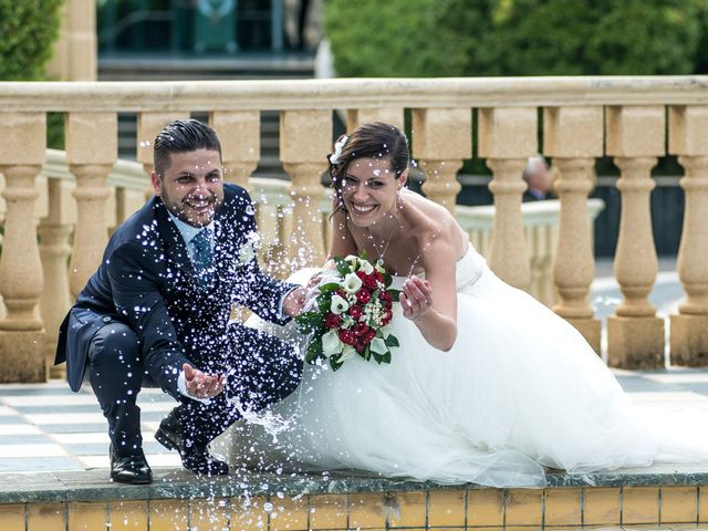 Le nozze di Alexia e Pasquale