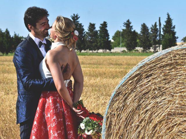 Le nozze di Cielo e Francesco