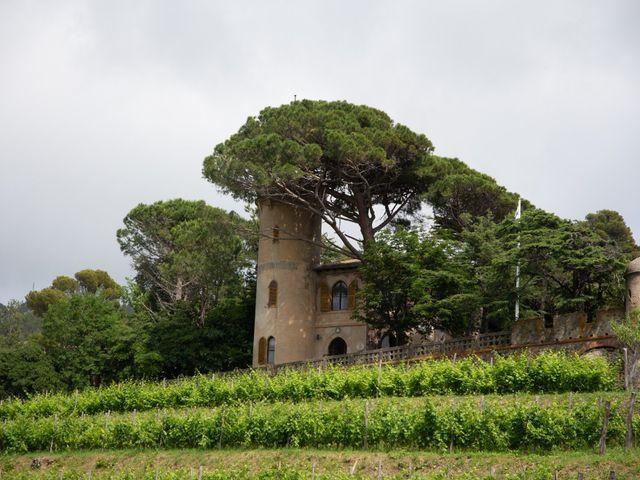 Il matrimonio di Giacomo e Federica a Moneglia, Genova 10