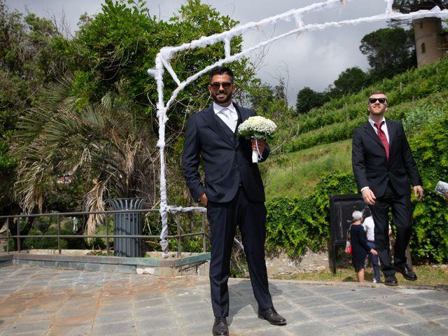 Il matrimonio di Giacomo e Federica a Moneglia, Genova 11