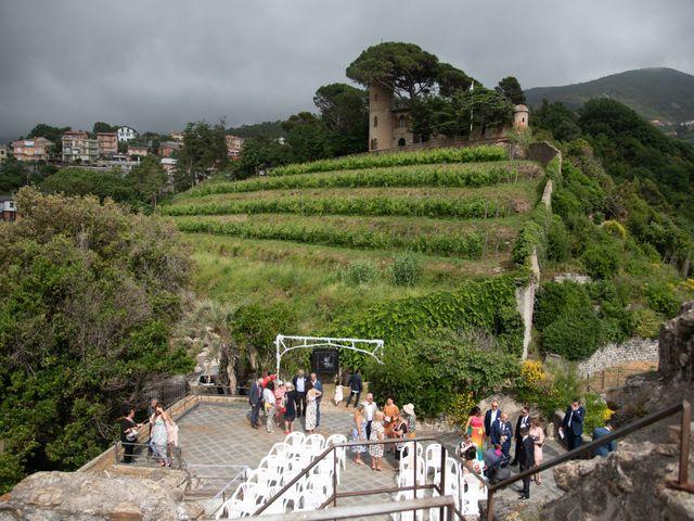 Il matrimonio di Giacomo e Federica a Moneglia, Genova 13