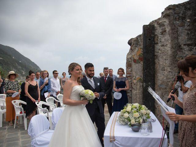Il matrimonio di Giacomo e Federica a Moneglia, Genova 19