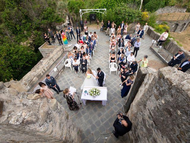 Il matrimonio di Giacomo e Federica a Moneglia, Genova 21