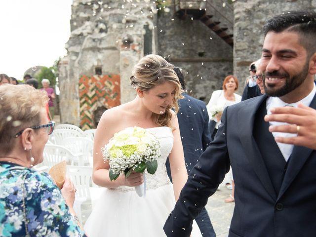 Il matrimonio di Giacomo e Federica a Moneglia, Genova 24
