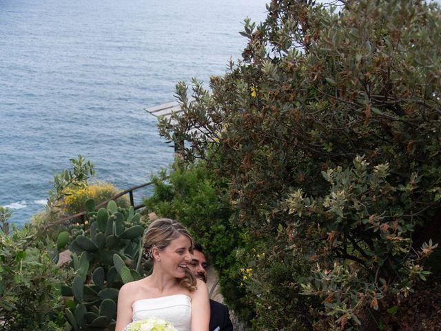 Il matrimonio di Giacomo e Federica a Moneglia, Genova 39