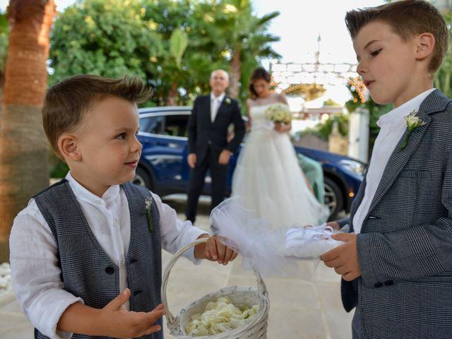 Il matrimonio di Marina e Emanuele a Noicattaro, Bari 22