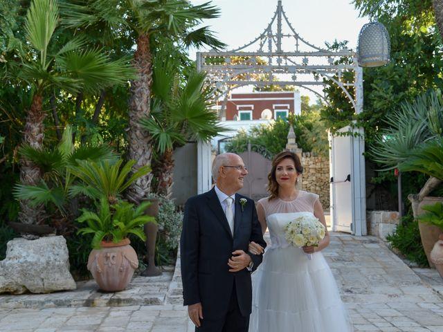 Il matrimonio di Marina e Emanuele a Noicattaro, Bari 23