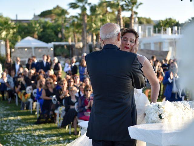 Il matrimonio di Marina e Emanuele a Noicattaro, Bari 33