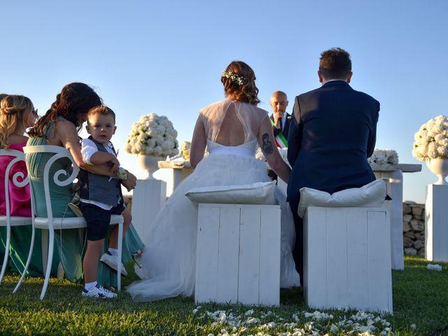 Il matrimonio di Marina e Emanuele a Noicattaro, Bari 34