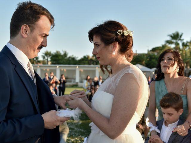 Il matrimonio di Marina e Emanuele a Noicattaro, Bari 35