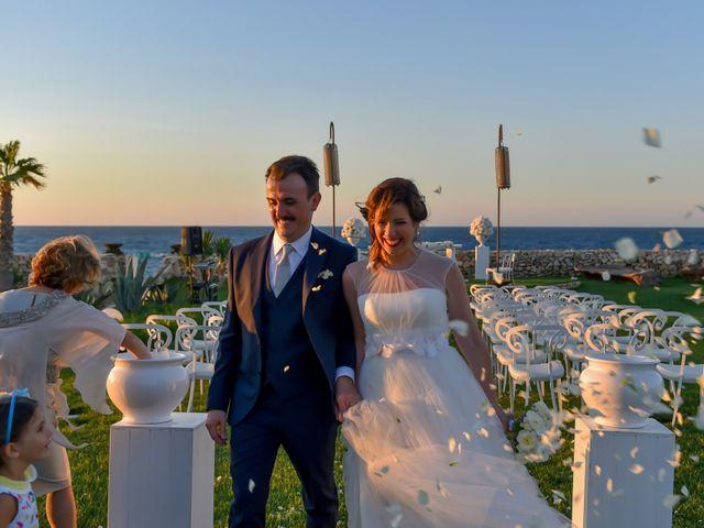 Il matrimonio di Marina e Emanuele a Noicattaro, Bari 38