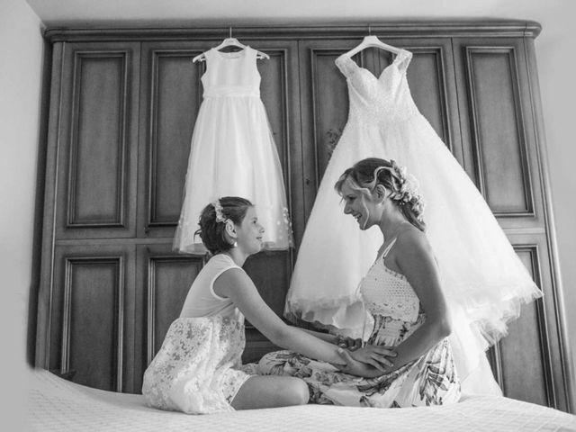 Il matrimonio di Danilo e Marilena a Ceto, Brescia 8