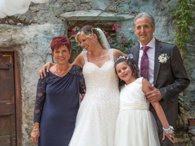 Il matrimonio di Danilo e Marilena a Ceto, Brescia 13