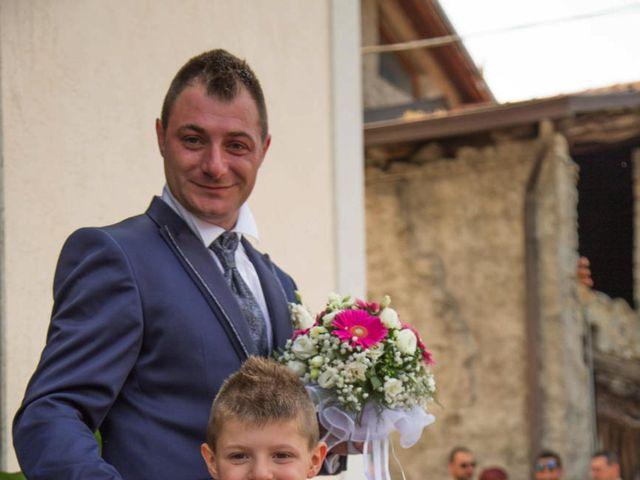 Il matrimonio di Danilo e Marilena a Ceto, Brescia 15