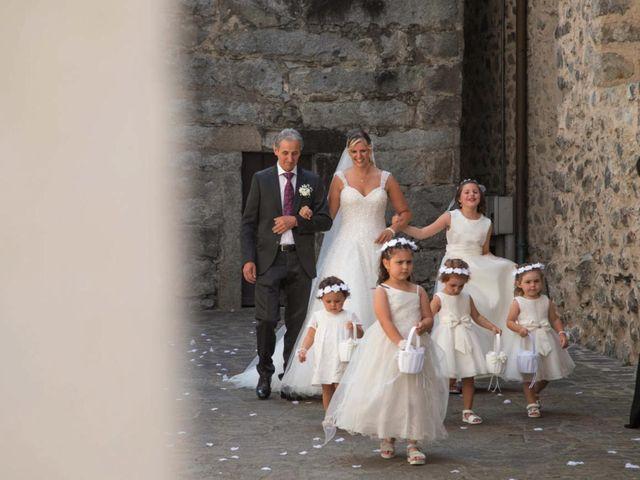 Il matrimonio di Danilo e Marilena a Ceto, Brescia 16