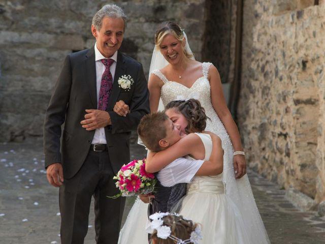 Il matrimonio di Danilo e Marilena a Ceto, Brescia 17