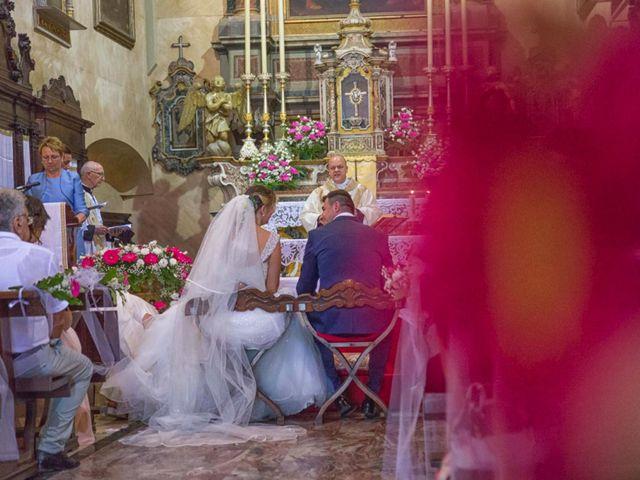 Il matrimonio di Danilo e Marilena a Ceto, Brescia 19